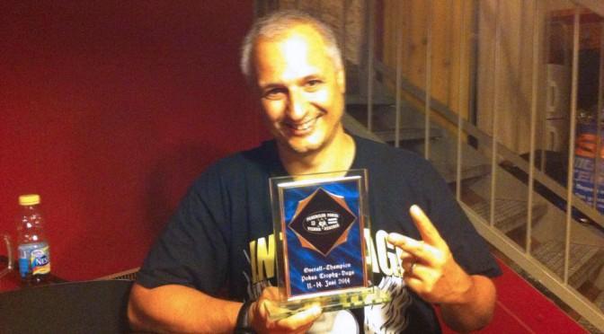 Alexander Thaler ist Pokus Trophy-Days 2014 Overall-Champion