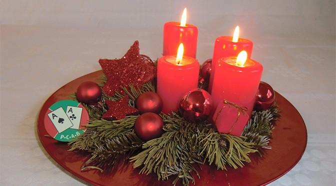Die Bullets wünschen frohe Weihnachten!