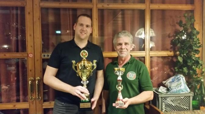 Jürgen Faller ist PCAB Champion 2015
