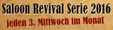 PCAB Saloon Revival Serie 2016