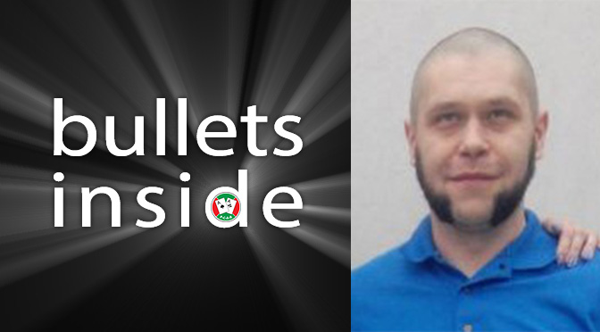 Bullets Inside: Peter Strasser