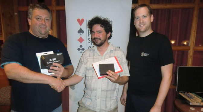 Samuel Flury gewinnt erstes APSA A-Turnier