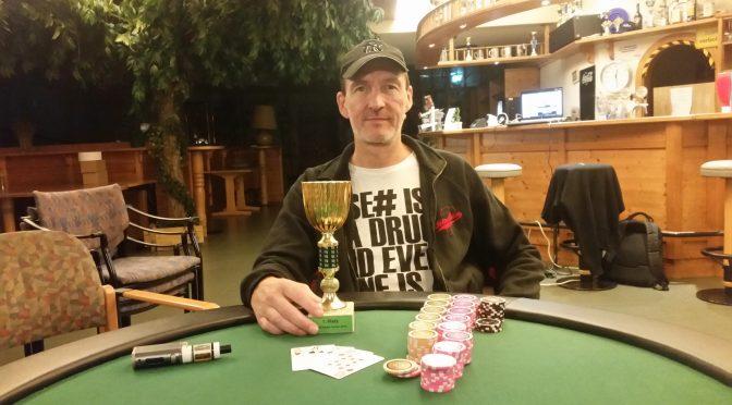 Walter Wustinger ist PCAB Omaha Champion 2016
