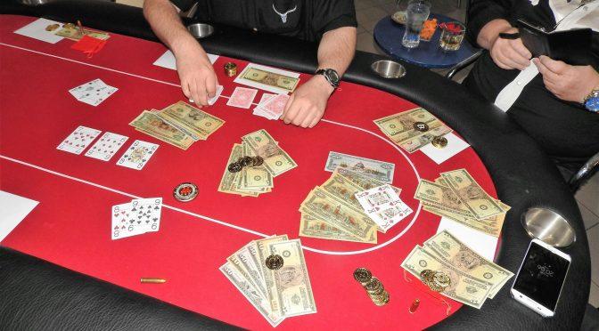 Lustiges Western Bounty Turnier der CheckRaiser