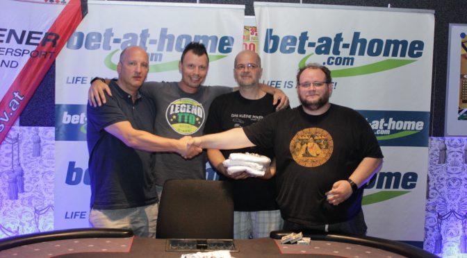 Poker Pros weiter auf Vormarsch in Landesliga