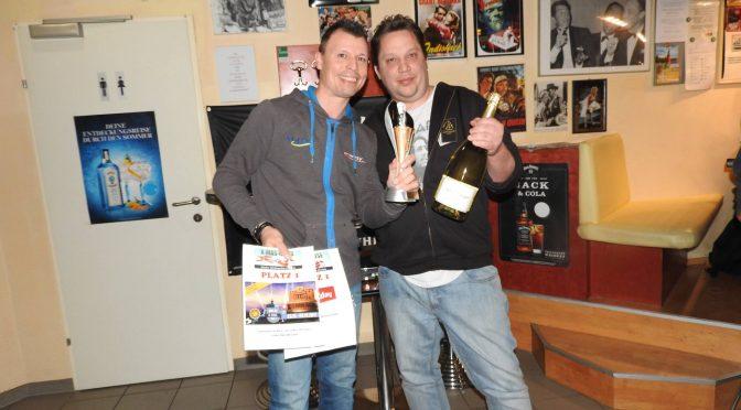 Christian Faustin triumphiert bei PSVCR X-MAS-Raise