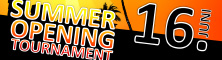 PCAB Summer Opening Tournament